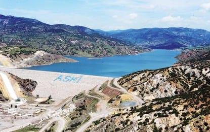 Kavşakkaya, Çubuk, 2 Barajları Arası Destek Hattı Tamamlandı