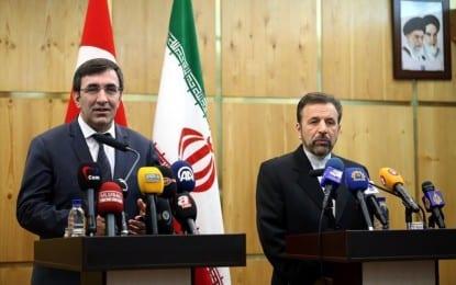 """Kalkınma Bakanı Cevdet Yılmaz, """"Türkiye-İran İkinci Yüksek Düzeyli Stratejik İşbirliği Konseyi"""" Toplantısı Öncesinde İran'da Temaslarda Bulundu."""