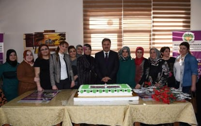 Çakır; Kadınlara Yönelik Önemli Projelere İmza Atıldı