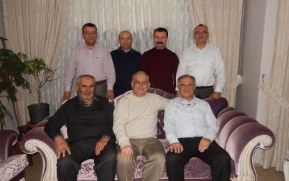 Remzi Turan Ailesine Taziye ziyareti