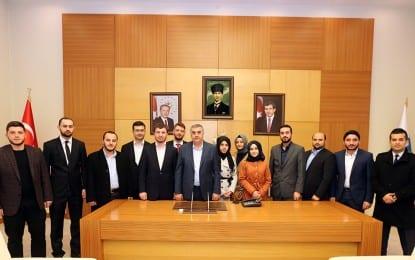 Ak Gençlik Yeni Türkiye'nin Referansıdır