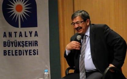 Büyükşehir'den  Edebiyat Sohbeti