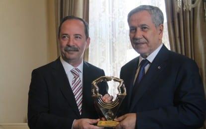 Başbakan Yardımcısı Edirne'de