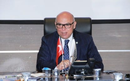 Eşkinat Basın Mensupları ile Süleymanpaşa'nın 1 Yılını Değerlendirdi