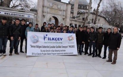 İLK-ÇEV Gençlik'ten İstanbul Gezisi!!!