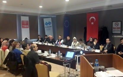 İskep'ten Odak Grup Toplantısı
