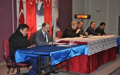 Karabük Belediyesi Mart Ayı Meclis Toplantısı Yapıldı