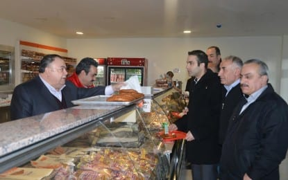 Halk Ekmek'ten İşçi Lokali
