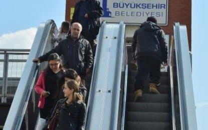 İzmir'in Üst Geçitleri Gözetim Altında