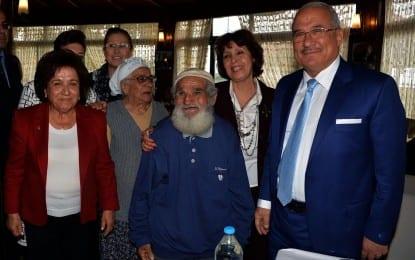 Başkan Kocamaz Yaşlılarla Yemekte Buluştu
