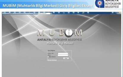 MUBİM Türkiye'ye  Örnek  Oldu