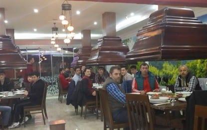 Derince Yenikentspor Yemekte Bir Araya Geldi