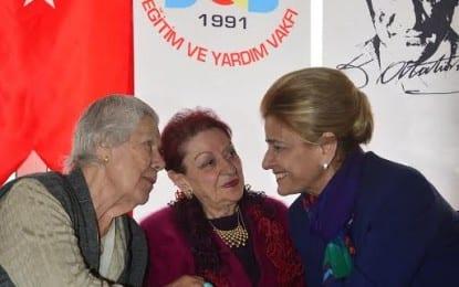 Sos'tan Yaşlılar Haftası Etkinliği