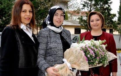 Ayşe Güzeloğlu Polis Eşleri Derneği Kocaeli Şubesinin Programına Katıldı