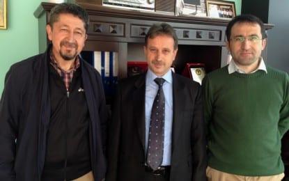 Rıdvan Şükür, Gazetecilerle Buluştu
