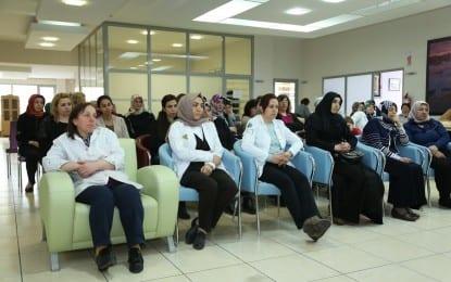 Kadınlara 'Ailede Sadakat' Semineri