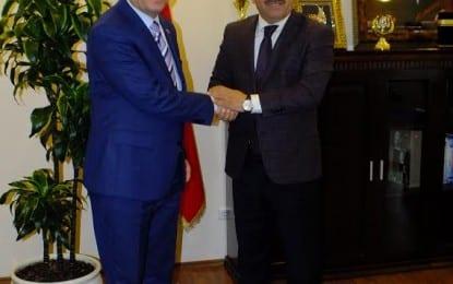 Yücel Nazlı'dan Karabacak'a Ziyaret!