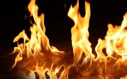Rulman Fabrikası'nda Yangın