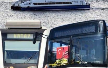 İzmir Ulaşımında YGS Düzenlemesi
