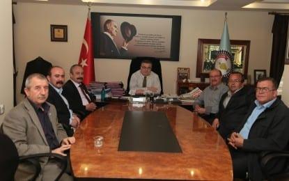 1 Mayıs Tertip Komitesi Ziyaretlere Başladı