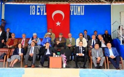 Köy Enstitülerinin 75.Yılı Mahmudiye'de Kutlandı