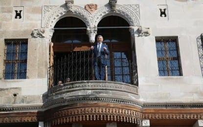 Kayseri Mahallesi'nde Tarih Yaşatılacak
