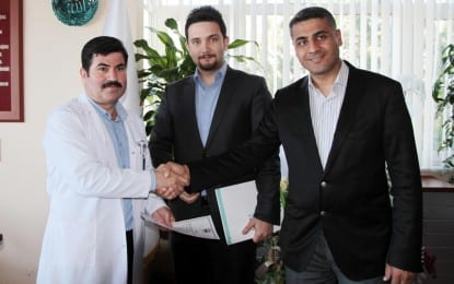 CLK Akdeniz Elektrik A.Ş. ile Alanya Devlet Hastanesi arasında indirimli elektrik satış protokolü imzalandı