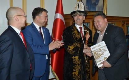 Kırgızistan`dan Bursa`ya Teklif