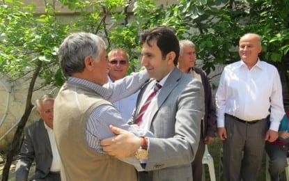 MHP Manavgat Çalışmalara Hız Verdi