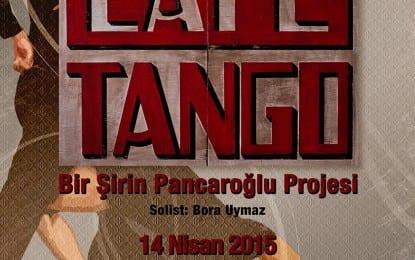 1 TL'ye Tango Olurmu? İzmir'de Yaşıyor yada Yakınsanız bu Mümkün