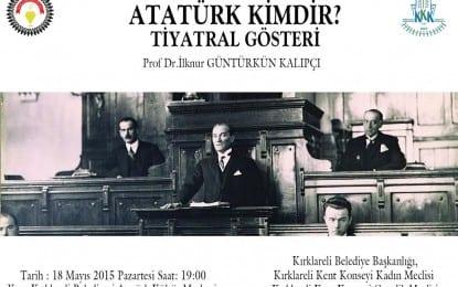 Atatürk Kimdir Konferansı