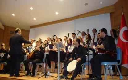 Kocaeli Üniversitesi Hastanesi Türk Halk Müziği Konseri
