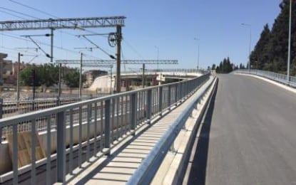 Büyükşehir'den Menemen'e Yeni Köprülü Kavşak