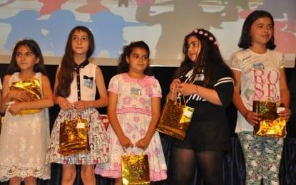 23.Çocuk Festivali Ödül Töreni Yapıldı