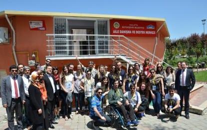 AB Üye Ülke Gençlerinden Malatya'ya Ziyaret