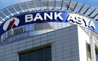 Sonunda Bank Asya TMSF'ye devreildi