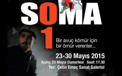 İzmirli Gazetecilerin Soma Vefası