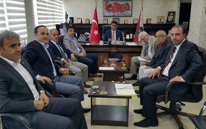 Emniyet Müdürü Yılmaz Seçim Güvenliği Toplantısı Yaptı