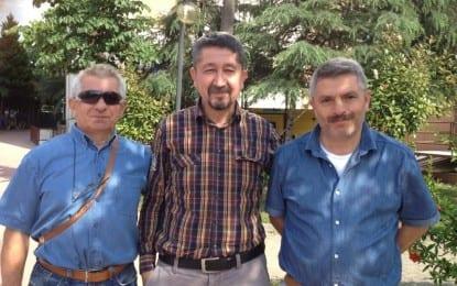 Rıdvan Şükür, Kılıç Kardeşlerin misafiri oldu