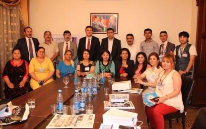 Türk Dünyası Genç Yazarları Bakü'de Toplandı