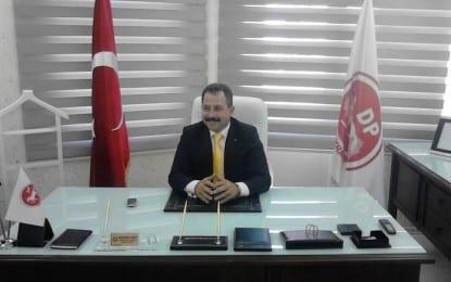 Muratpaşa İlçe Başkanı Hasan Ali Kartal'dan Taziye Mesajı