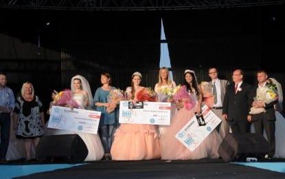 """Tekirdağ'ın en güzel kızı """"Kiraz Güzeli"""" yarışmasıyla belli oldu"""