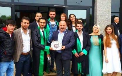 Türk Ocaklarında Mezuniyet Coşkusu