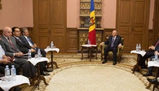 Moldova'nın Avrupa Yanlısı Partileri Yeni Hükümet Kuruyor
