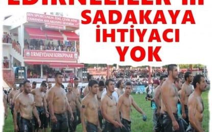 Tarihi Edirne'ye Büyük Ayıp