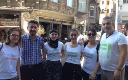 """Rıdvan Şükür'de """"Yol Yeşilken Geri dönün"""" dedi"""