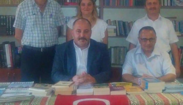 TÜRK OCAKLARI KOCAELİ ŞUBESİ 30 AĞUSTOS BAYRAM MESAJI