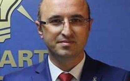 """Ak Parti İl Başkanı Şemsettin Ceyhan'dan ŞOK açıklama: """"Kürt aday Cemil yaman.."""""""