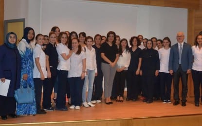KOÜ'de Pediatrik Plastik Cerrahi Hemşireliği Sempozyumu