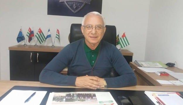Abhaz Yöneticiler Toplantı Yaptı